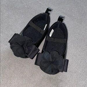 NWOT Babygirl black dress shoe